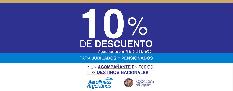 se renovó el convenio con Aerolíneas Argentinas